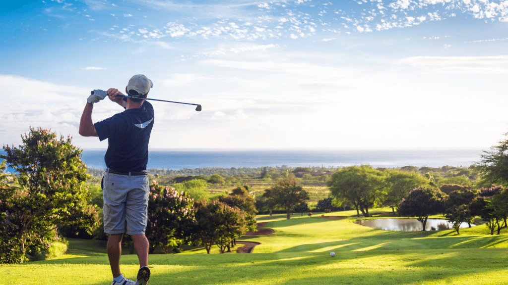 6 Reasons Why Golf is a Hole-in One for Your Health!