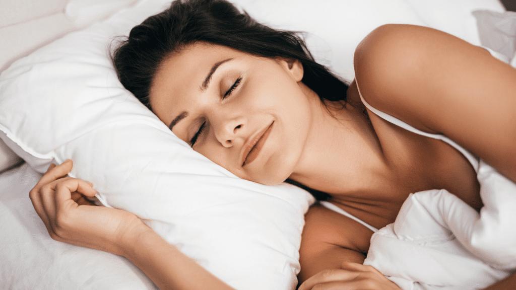 Improve sleep